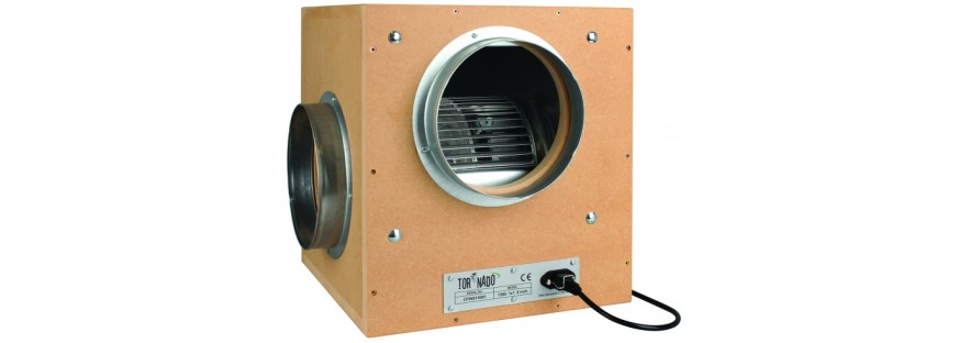 Tornado Acoustic Box Fan