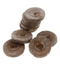 Jiffy 7 Peat Pellets Bag Of 100
