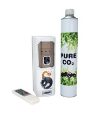 Airbomz CO2 Dispenser with light