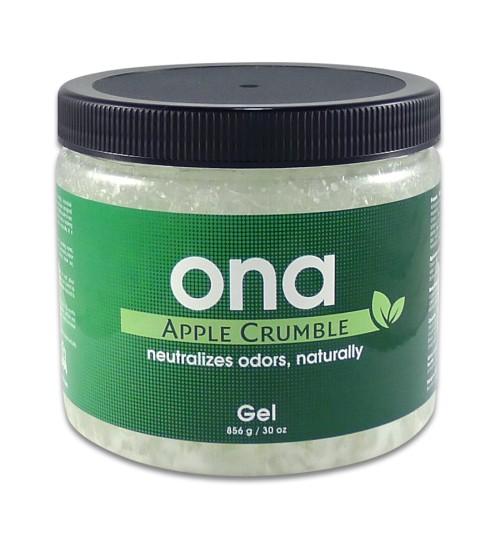 ONA 1Ltr Apple Crumble Gel