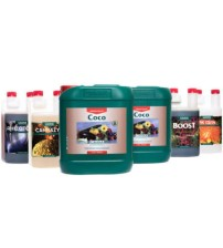 Canna Coco Bundle Set 5ltr A&B - 1Ltr Additives