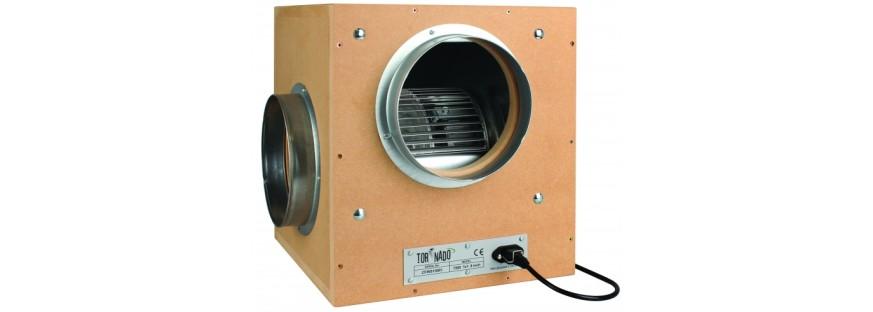 Tornado Acoustic Box Fan