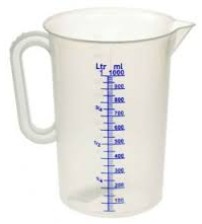 1Ltr Measuring Jug