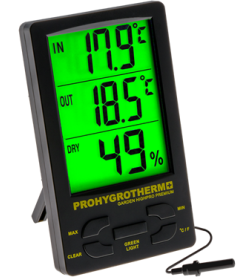 ProHygro Thermometer