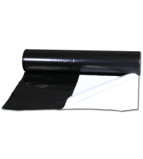 Black White Sheeting 10mtr Roll