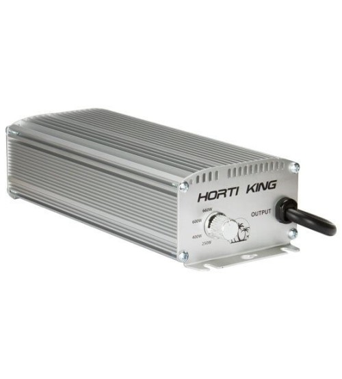 HortiKing Digital Ballast 600w-250w