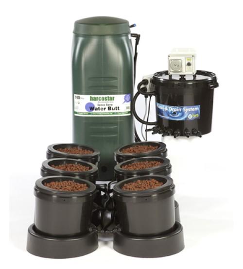 IWS 6 Pot Basic System